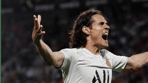 Cavani a um passo do Benfica: Só falta o aval de Luís Filipe Vieira
