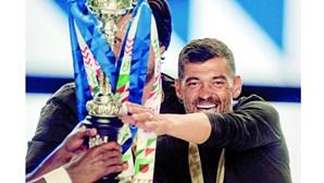 Sérgio Conceição é o grande reforço no FC Porto