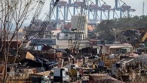 Português em Beirute pede ajuda ao Governo para regressar a Portugal após explosões