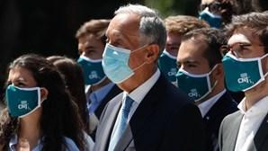 Marcelo dá luz verde à aplicação anti-coronavírus