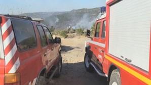 Bombeiro ferido em despiste quando estava a caminho de incêndio em Vila Pouca de Aguiar