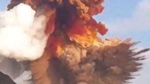 Porto da capital do Líbano recebe o primeiro navio após explosões