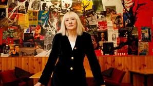 Fernanda Lapa morreu aos 77 anos. Recorde as imagens de uma vida em palco