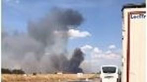 Chamas cortam A4 em Mirandela. País está em risco máximo de incêndio