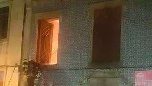 Fogo em casa devoluta na Póvoa de Varzim fatal para sem-abrigo