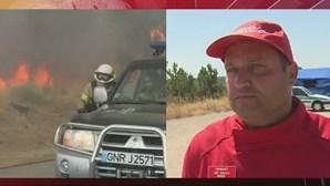 Incêndio em Sernancelhe já está em fase de resolução. Três meios aéreos no local