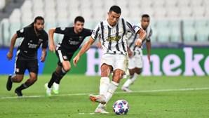Lyon manda Cristiano Ronaldo de férias após eliminação na Champions