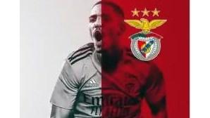 Benfica oficializa primeiro reforço após chegada de Jorge Jesus