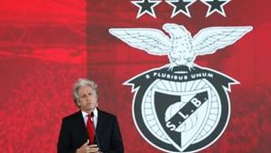"""""""Há jogadores que não vão continuar"""": Jorge Jesus sobre mudanças no Benfica"""