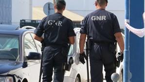 Homem agride dois GNR que o iam deter no Cartaxo