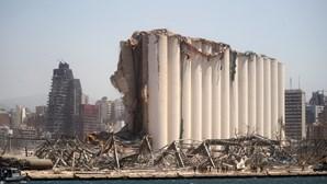 Polícia e secretas investigam explosivos de Beirute que tinham como destino empresa lusa