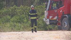 Morreram cinco operacionais no combate a incêndios em Portugal em menos de um mês