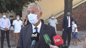 """""""Não vim a saber nem quero saber"""": Marcelo nega ter ajudado o rei Juan Carlos a procurar casa em Cascais"""