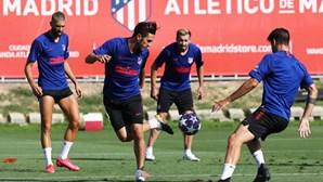 Atlético de Madrid regista dois casos de coronavírus antes da viagem para Lisboa