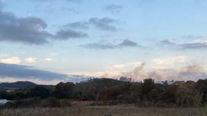 Incêndio em Sintra dado como extinto