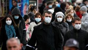 Máscaras da China falham na proteção e aumentam risco de infeção por Covid-19