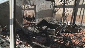 Incêndio destrói escola de samba na Mealhada