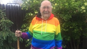 Idoso farto de viver uma mentira assume-se homossexual aos 90 anos