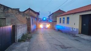 Homem sofre queimaduras graves em incêndio habitacional em Albergaria-a-Velha