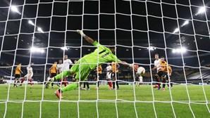 Wolverhampton eliminado na Taça da Liga inglesa por clube do segundo escalão