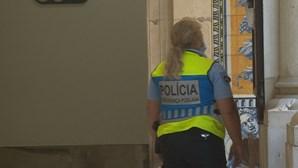 Ameaça a mãe e a irmã com navalha em Coimbra