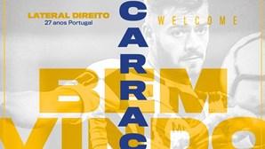 Carraça assina por quatro épocas com o FC Porto