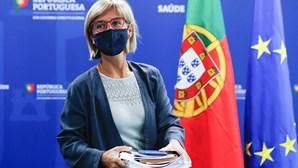 """""""100 mil testes rápidos chegam na primeira semana de novembro"""", diz Marta Temido"""