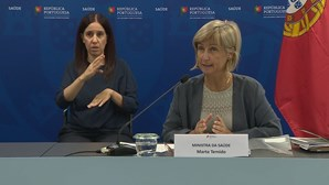 Portugal regista evolução positiva quanto a casos de Covid-19 em lares, diz ministra da Saúde