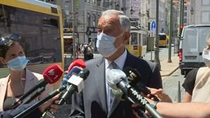 """Tolerância zero"": Marcelo Rebelo de Sousa sobre ameaças a deputados e ativistas"
