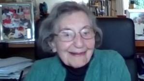Sobreviveu a três campos de concentração e agora, aos 98 anos, venceu a Covid-19