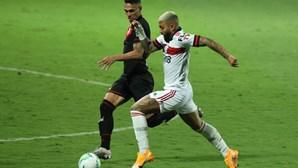 Adeptos do Flamengo pedem regresso de Jorge Jesus