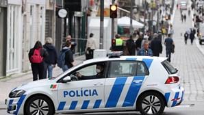 Mais de 500 detidos por infringirem regras impostas pela pandemia