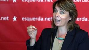 """""""A política do insulto ou da criação de casos não mora no BE"""", afirma Catarina Martins"""