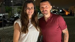 Futebolista Mário Rui está a passar férias em Sines