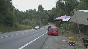 Homem de 37 anos morre atropelado em Oliveira de Azeméis