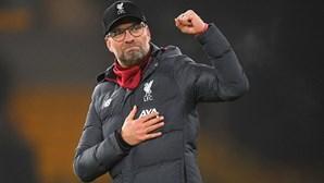 Jürgen Klopp admite terminar a carreira depois de sair do Liverpool