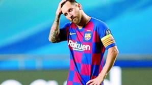 Messi quer deixar FC Barcelona