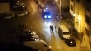 Homem atingido por tiro de caçadeira no Seixal