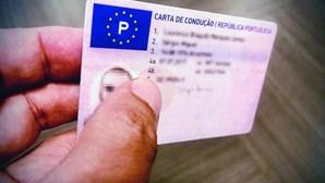 Agentes da PSP caçados a comprar cartas de condução