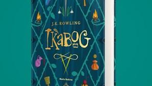 Novo livro de J.K. Rowling com ilustrações de crianças portuguesas sai em novembro