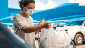 Supermercado em Leiria encerra após dois casos positivos de coronavírus