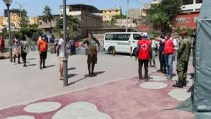 Mais 50 infetados por Covid-19 em Cabo Verde nas últimas 24 horas