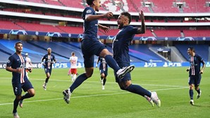 Milhões do PSG valem final na Liga dos Campeões