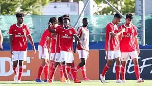 Benfica vence Dínamo de Zagreb e apura-se para as meias-finais da UEFA Youth League