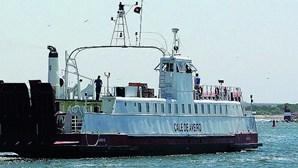 Construção de Ferryboat em Aveiro tem ordem de suspensão