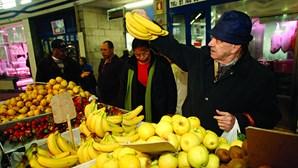 Famílias portuguesas pagam mais por frutas e legumes