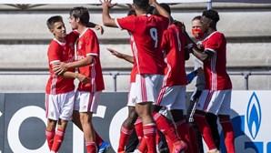 Benfica supera Ajax e apura-se para a final da Youth League