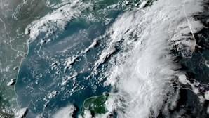 Tempestade Marco passa a categoria de furacão e dirige-se para os EUA