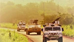 88 militares portugueses testam positivo à Covid-19 na República Centro-Africana
