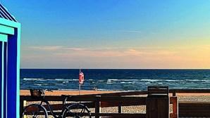 Denúncia acaba com festa na praia de Monte Gordo